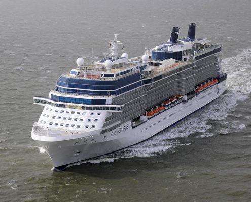 scheepvaart en offshore Celebrity Eclipse
