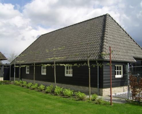 houten schuur bouw- en tuinhout