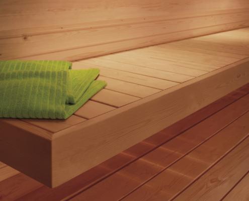 sauna en welness
