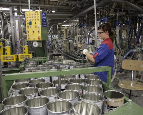 Finnpro | Tikkurila productielijn