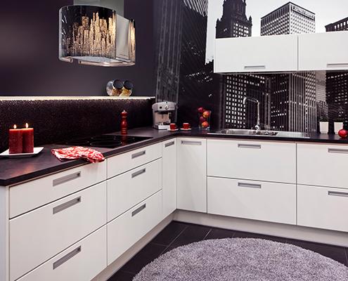 Timmer- en meubelindustrie keuken