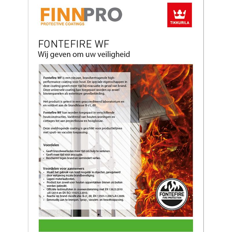 brochure fontefire WF